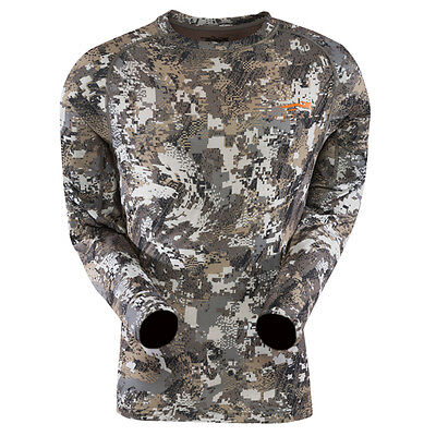 Sitka CORE LIGHTWEIGHT Crew Long Sleeve ~ Elevated II 2XL NEW U.S. FREE SHIPPING