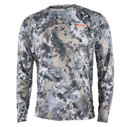 @NEW@ Sitka Gear CORE Lightweight Crew Shirt LS! Optifade Elevated II Camo! XL