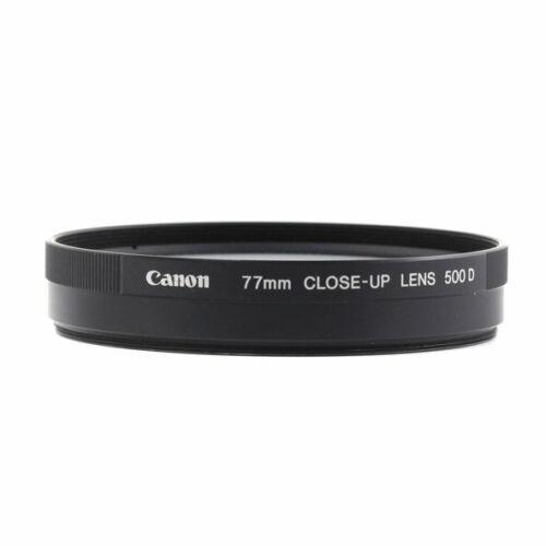 Canon closeup lens 500D 77mm Open Box