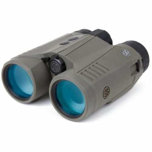 Sig Sauer KILO3000BDX 10x42mm Rangefinding Binoculars w/ Ballistic Data Xchange