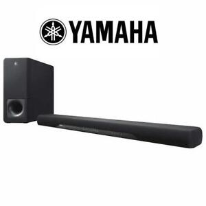 NEW YAMAHA SOUND BAR YAS-207 211461958 FRONT SURROUND SPEAKER SYSTEM - WITH SUBWOOOFER