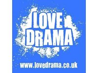 Love Drama School Clubs