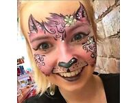 Fun and Professional Face & Body Painter in Bristol area