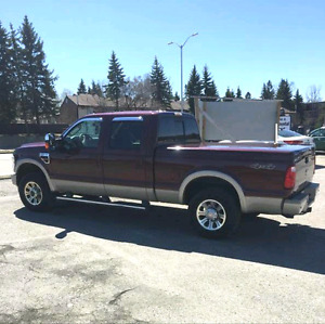 2010 Ford F-250 King Ranch Pickup Truck