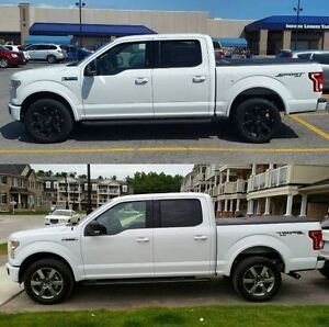 2015 Ford F-150 XLT Sport SuperCrew Pickup Truck w. NAV Towing