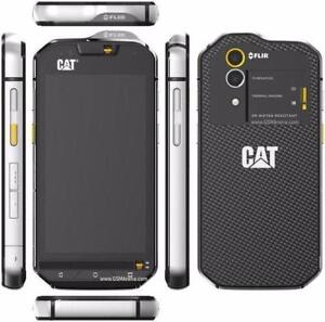 CAT & DEWALT CONSTRUCTION PHONES MD501, CAT S60, CAT B30, S40 PHONES UNLOCKED