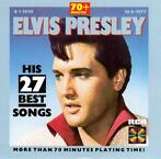 cd - Elvis Presley - His 27 Best Songs