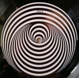 BLACK SABBATH - Black Sabbath Vol 4 - early UK VERTIGO SWIRL pressing - super tidy vinyl