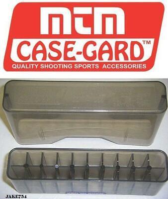 Slip Top Ammo Box - MTM Slip-Top Ammo Box 20 Round 22-250 243 Win 7.62x39 Clear Smoke J-20-M-41