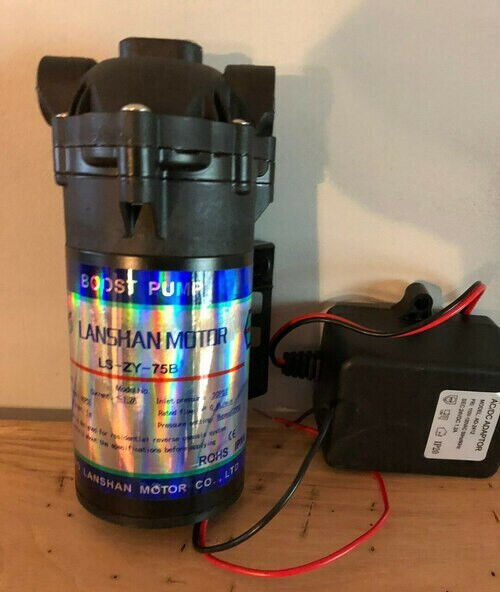 RO Booster pump For Reverse Osmosis u pto 80 psi
