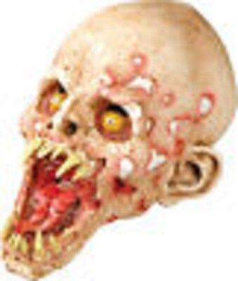 HALLOWEEN ADULT SKULL VAMPIRE  MONSTER  MASK PROP  Schell Shocked - Vampire Skull Mask
