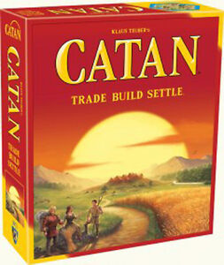 Wanted:  Settlers Of Catan 4th Edition_Catan 5th Edition