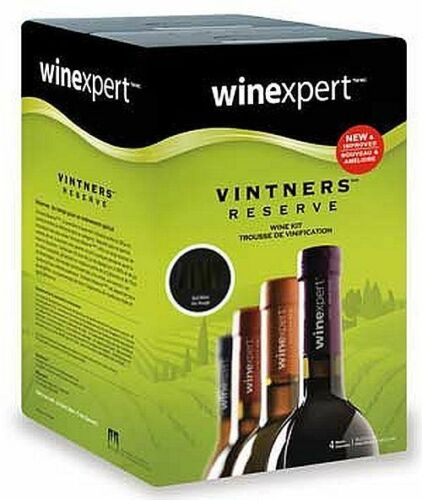 Riesling Wine Making Kit - Vintners Reserve Wine Ingredie...