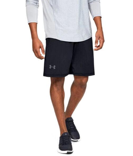 Under Armour UA RAID HeatGear® 10-inch Men's Black Athletic