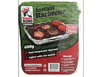 BBQ's disposable 10 for £10 - camping/picnic/beach - get summer ready