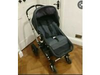 PRAM - Bugaboo Cameleon 2 Grey with all the accessories