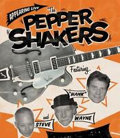 Sunday June 12, the Pepper Shakers at RCL 582 Hensall Circle
