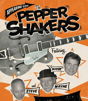 Tonight Tonight Tonight - Caven's Alley Bar: the Pepper Shakers
