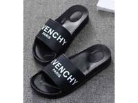 Givenchy Sliders Size 5