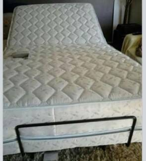 Plega Electric king single bed $1.000 Carrum Downs Frankston Area Preview