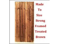 FEATHEREDGE GATES FOR SALE, FLAT TOP/ARCH TOP/CONCAVE TOP