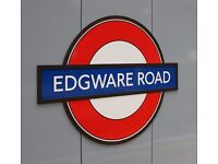 Amazing Three Bedroom Flat In Edgware Road!!! Viewings Recommended!!!