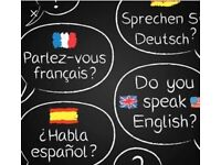 My spanish for your english or french!!!