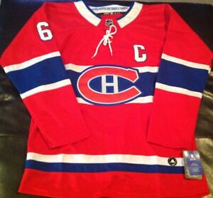 Brand New Montreal Canadian Jerseys