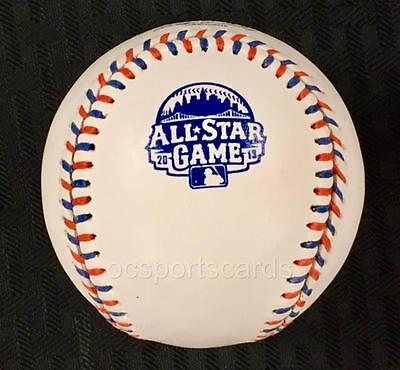 Rawlings Official 2013 MLB All Star Game Baseball New York Mets SHEA Stadium NIB