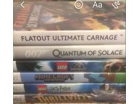 Xbox 360 games x 6