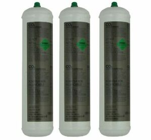 3 X CO2 Disposable Gas Mig Welder Bottle Mini C02 Welding 60Ltr 48 hr delivery