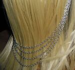 Untangling hair chains(clip in type) and other tips