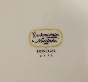 Noritake Donegal 2179 Fine China Set Kitchener / Waterloo Kitchener Area image 2