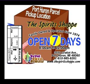 Parcel pick up location London Ontario image 1