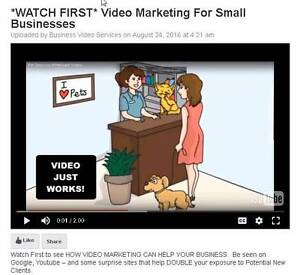 Promo Videos for Small Businesses, On Special at $147 7 Days Only Gold Coast Region Preview