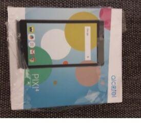 Alcatel pixi 4 tablet BNIB