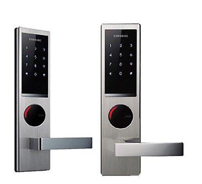 SAMSUNG Ezon SHS-H630 Keyless Handle Smart Digital Door Lock + 2EA tags