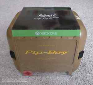 Fallout 4 pip boy edition never opened