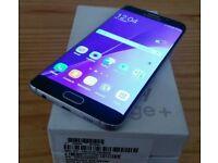 Samsung Galaxy S6 Edge Plus 32gb in Black Sapphire