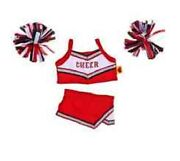 Build A Bear Cheerleader Outfit