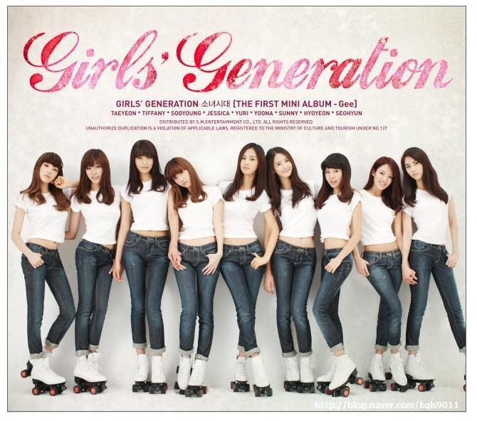 SNSD Girls' Generation GEE  Mini Album Vol.1:: CD + Photobook (44P), Kpop