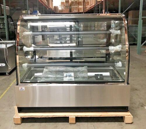 "New 60"" Bakery Deli Refrigerator Model Cl-5f Cooler Case Display Fridge Nsf"