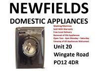 Refurbished Washing Machines From £85.00