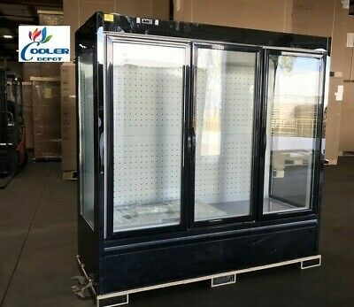 Commercial Flower Cooler Floral Refrigerator New Arrival Fc4 - 78 X 32 X 79