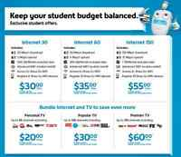 Student TV and Internet - 2 days left!!!
