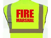 Fire marshal Course On Offfer £55!