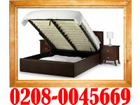 **Free Express Delivery**Single Double or Kingsize Storage Leather Bed....CallNow