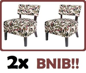 JYSK --- KARUP Accent Chair, BNIB !! (2x) --- $100 EACH !!