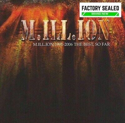 Million M.Ill.Ion – 1991-2006 The Best, So Far CD NEW