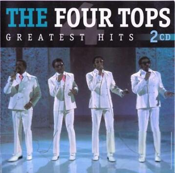 cd - The Four Tops - Greatest Hits